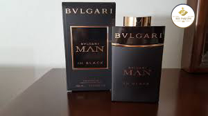 Nước Hoa Bvlgari Man In Black For Men 100ml