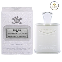 Unisex Creed Silver Mountain Water EDP